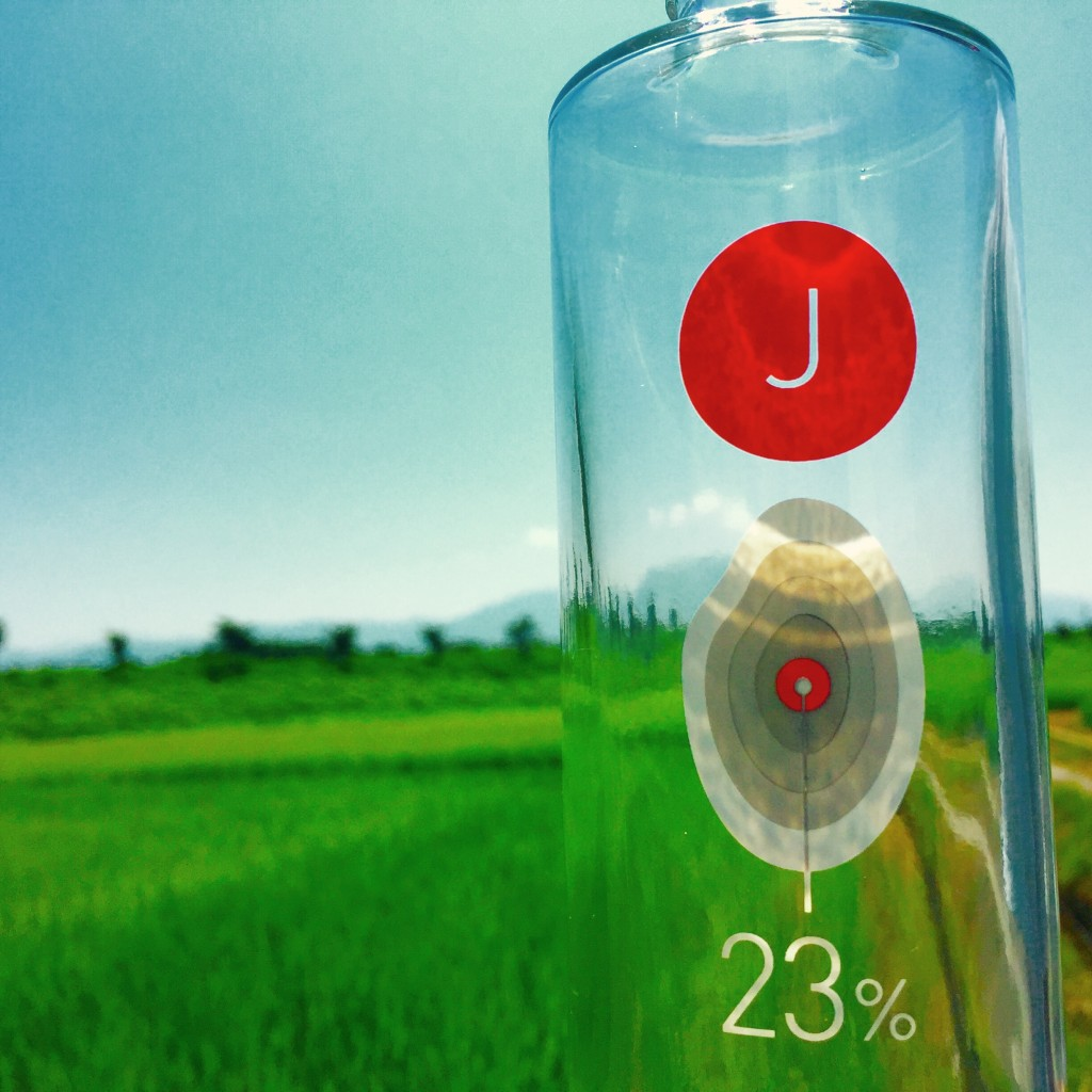 ②田んぼとJ23
